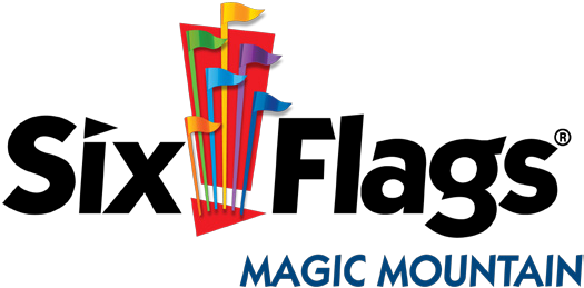 Six Flags Magic Mountain Logo