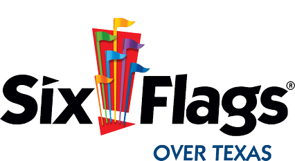 Six Flags Over Texas Logo